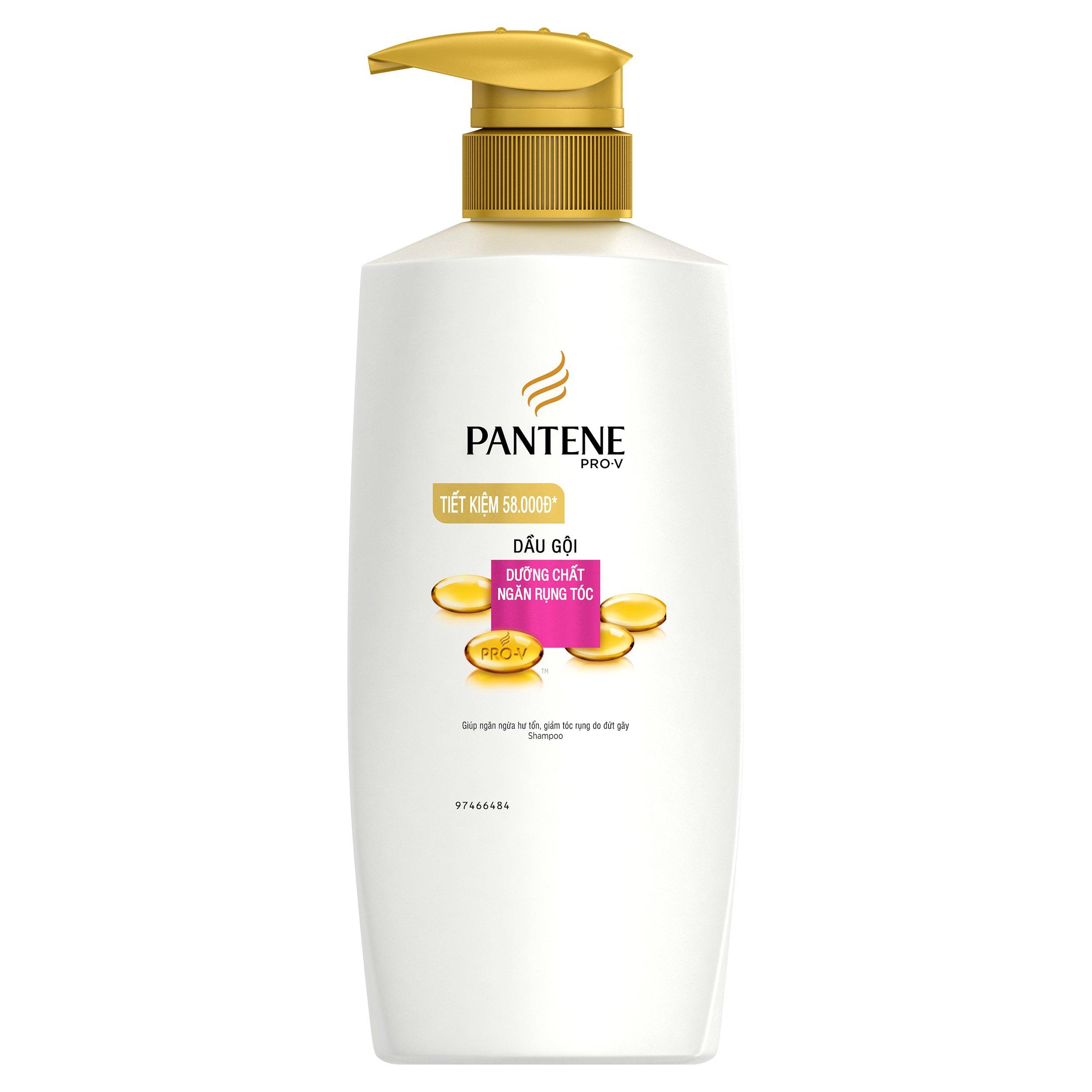 Pantene DG 750Gx6Chăm sóc tóc hư tổn